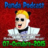 Panda Show - Octubre 07, 2015 - Podcast