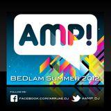 AMP_DJ Presents BEDlam Summer 2012