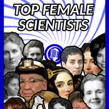 Xmedia Award WINNER - Best Innovation: Top Female Scientists card game