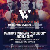 @MattTanzmann Matthias Tanzmann @ Great Suffolk Street Warehouse London 29-11-2014