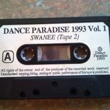 Dj Swanee @ Dance Paradise May 1993  Double Pack  Side A+B