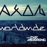 Che Armstrong  -  Axon Worldwide 023 on DI.FM  - 18-Nov-2014