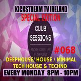 Andry Cristian & Alesana - Club Sessions 068 - Live @KickStream TV Ireland