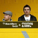 BlackBerry Torch & DSI present Technicolour and Komatic