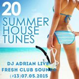 FRESH CLUB SOUNDS(#13)07.05.2015