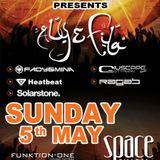 Heatbeat - Live @ Future Sound Of Egypt, Space Sharm (05.05.2013)