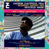 "GET.TRONiC ""Eastern electrics"" warm up show #631 5/8/16"