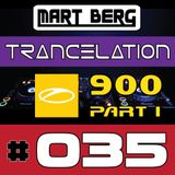 Trancelation 35 (ASOT 900 special PART 1) - TRANCE MIX