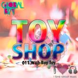 The Toy Shop with Boy Toy 011 on Global-Beat & ILCM