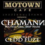 Chamann - MOTOWN café - 16/08