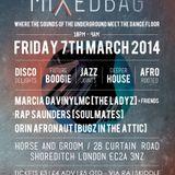 Marcia's MiXedBag show on Mi-Soul 24/02/2014
