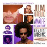 DJ Santana - Julian Oro Duro Vs Amarfis Y La Banda De Atakke - 60 Min Mambo Mix (2013)