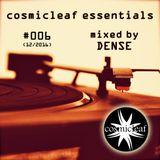 Cosmicleaf Essentials #06 by DENSE