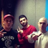 Roksonix vs. Cookie Monsta vs. Doctor P. (Circus Records) @ The Dubstep Show, Kiss 100.0 FM (12.12)