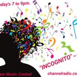 Richard Hubbard on the Radio INCOGNITO #282 New music you need to hear