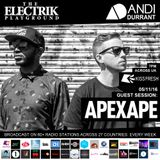 Electrik Playground 5/11/16 inc Apexape Guest Session