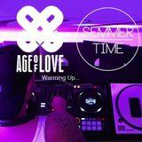 10 years Age of Love Warming Up set @ SemmerStudio