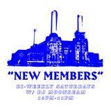 New Members #2 w/DJ Moonbeam | 29/10/2016