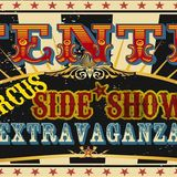 INTENTION Circus Sideshow Extravaganza 2014