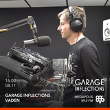 Vaden - 04.11.17 Garage Inflections @ Megapolis FM
