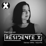 DJ Set Cast Lov Residente X