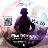 Dj Roi Mines - Hits Vol.10   רועי מינס
