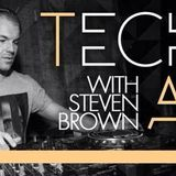 Tech Mix at 6 with Steven Brown live on Radiosilky.com - Saturday 16th January 2016