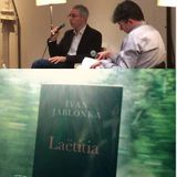 "Ivan Jablonka, ""Laetitia"" (Seuil, août 2016) | entretien avec GB, LU/Vent d'Ouest, nov 2016"