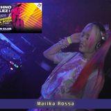 Techno Rulez! - Marika Rossa @ Fusion Club - 03.09.2016