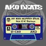 AKO Beatz Halloween Special - DJ Malx & MC Blackeye