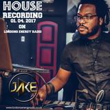 House - Jake Hoff Live on London's Energy Radio 1st April 2017