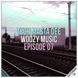 Woozy Music - Episode 07 (Hip-Hop And Rap October 2016)