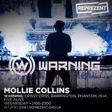 Barrington,Five Alive, Phantom-Warning Takeover with Mollie Collins-Reprezent Radio 17/1/18