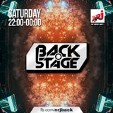 Backstage – #156 (NRJ Ukraine) [Guest Mix by Shiver]
