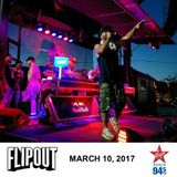 Flipout - Virgin Radio - Mar 10, 2017