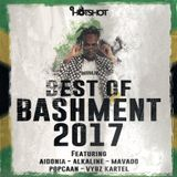 Best Of Bashment 2017 (Mixed by DJ Hotshot)