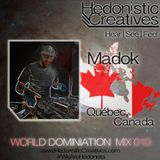 Madock - Hedonistic Creatives Mix 015