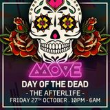 Move Ldn presents: Day of the Dead Halloween Boat & Club - mix by VanRock