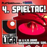 Wild Ping-Pong-Action @ 7Zoller Liga: 4. Spieltag   Suhl