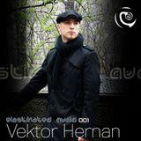 Elastikated Audio 001 mixed by Vektor Hernan