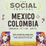 George Fitzgerald - live at The Social Colombia 2017, Day 1 (Bogota) - 17-Mar-2017
