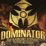 Angerfist @ Dominator Festival 2017 - Mainstage