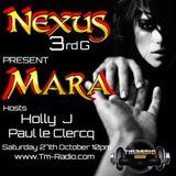 Mara guest mix Nexus 3rd G October 2018