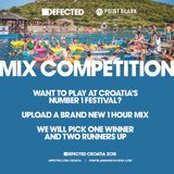 Defected x Point Blank Mix Competition 2018