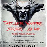 DJ Marauder - Halloween @ Stargate Club Bochum 2015-10-31