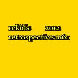 rekids, retrospective mix 2012