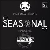 #28 Seasonal Mix Series - LEMF Set