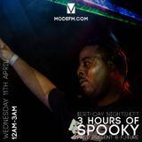 Spooky - Mode FM - Birthday #NightShift 11-4-18