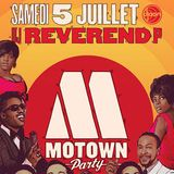 Dj Reverend P @ Motown Party, Djoon, Saturday July 5th, 2014