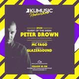 Kumusic Radioshow Ep.229 - Guest of the week: Peter Brown